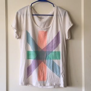 J Crew Collector tee